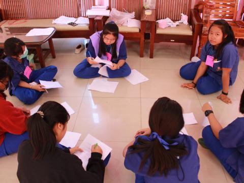 ค่ายหมอภาษาและพัฒนาศักยภาพนักเรียน [19.12.2563]